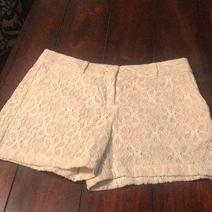ATL dressy shorts size 00 lace overlay original